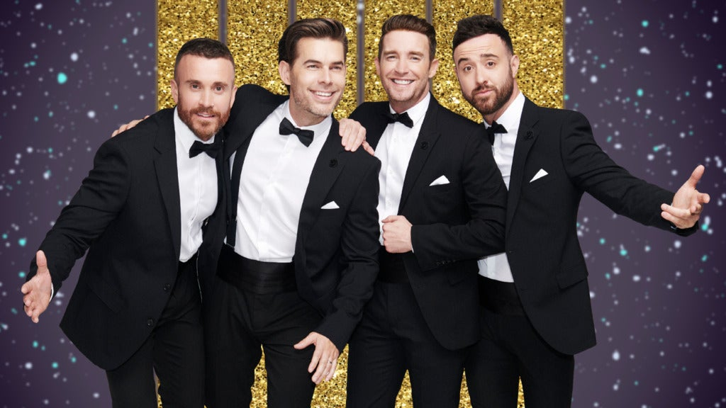 The Overtones Xmas 2019 Seating Plans