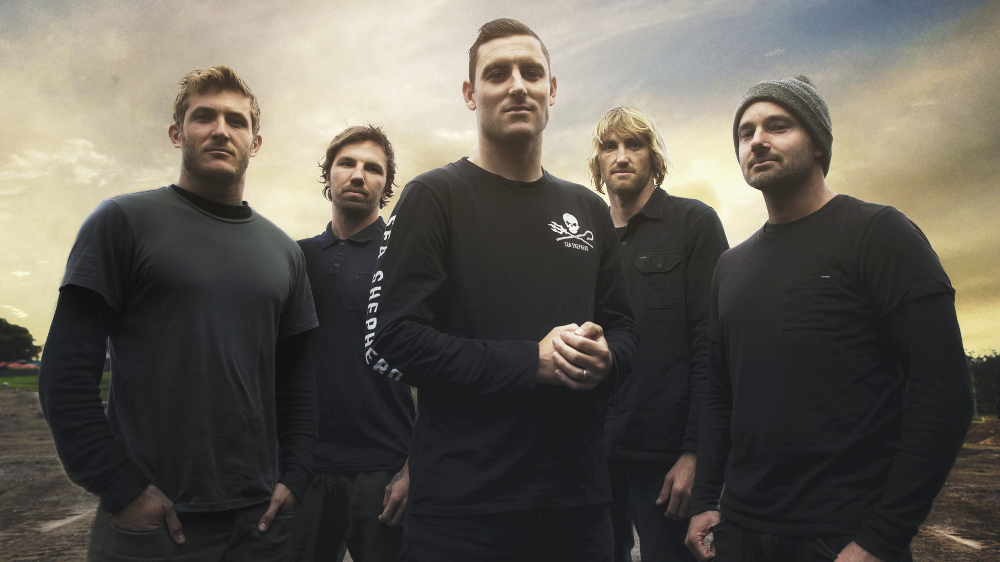 Parkway Drive at Cargo