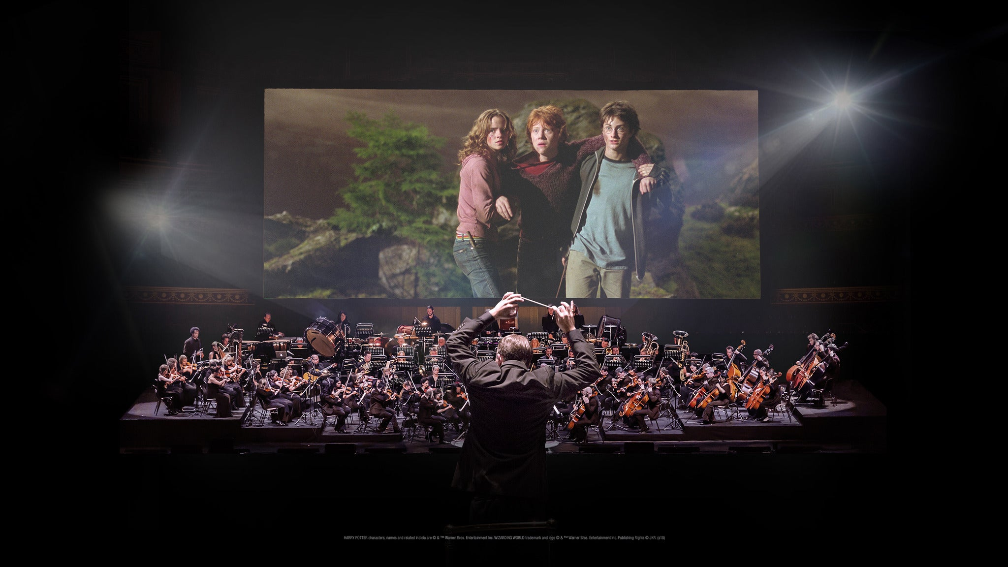 Harry Potter and Order of the Phoenix in Concert