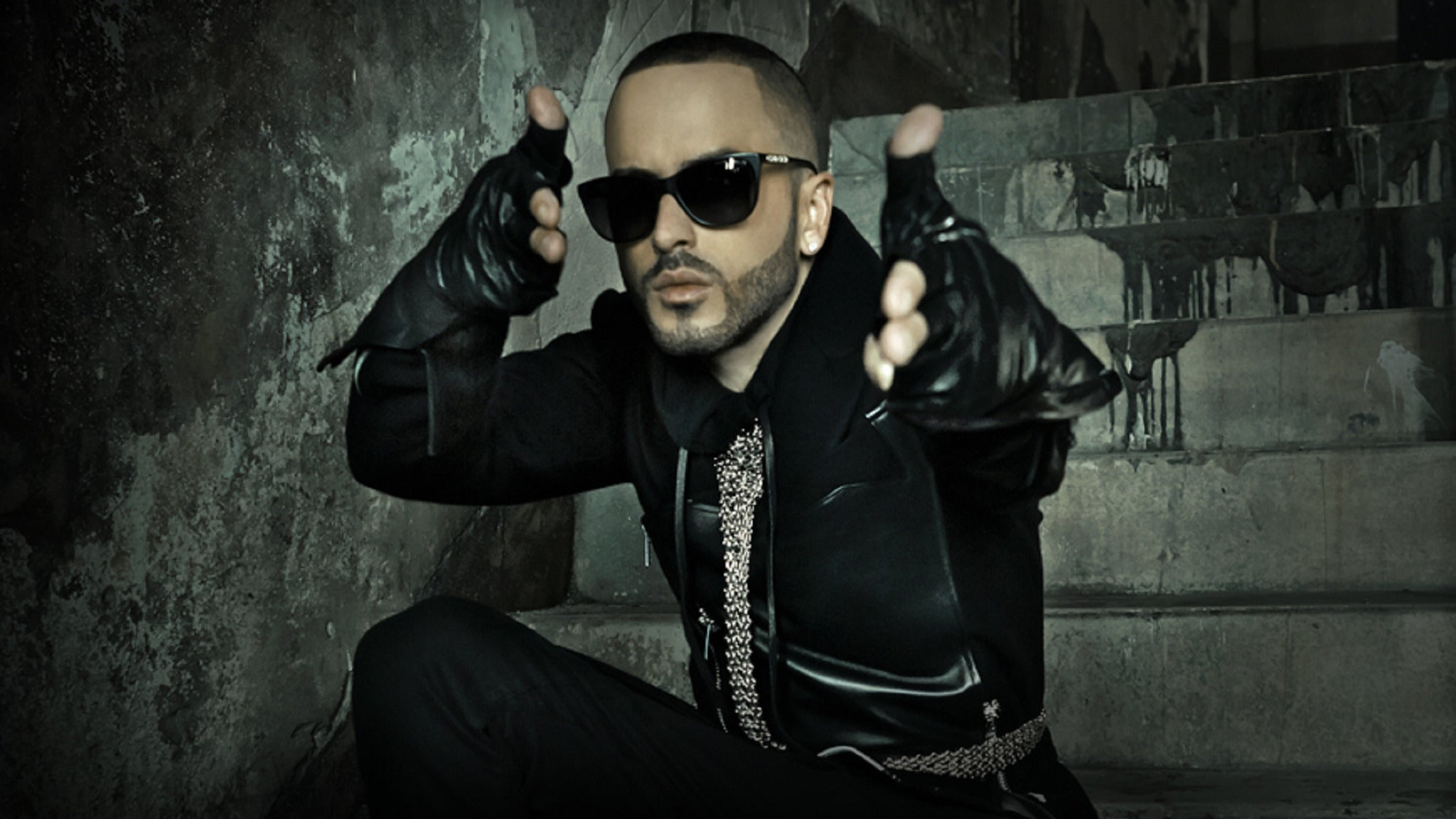 Yandel at Bon Secours Wellness Arena