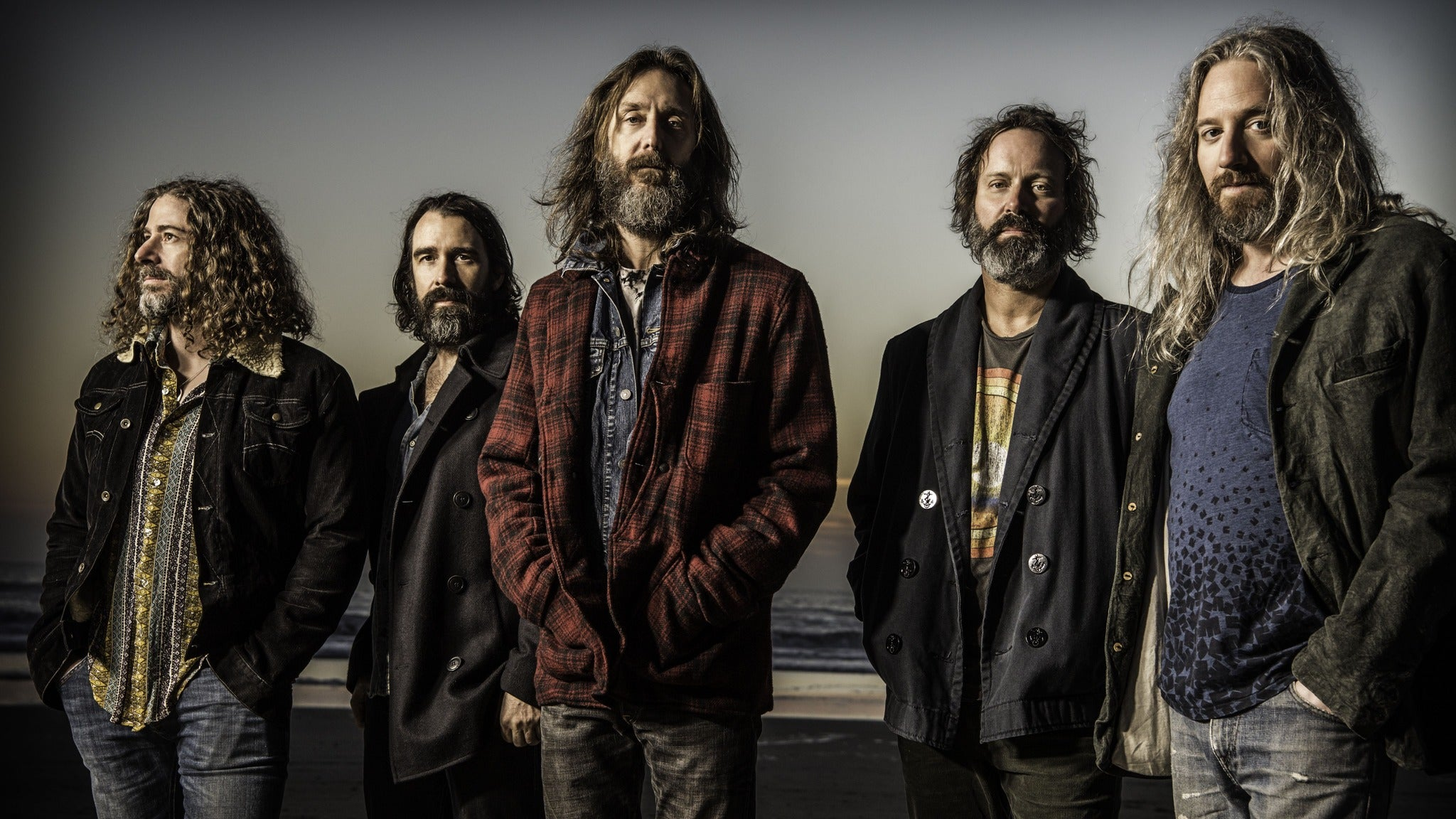 The Chris Robinson Brotherhood at Wooly's