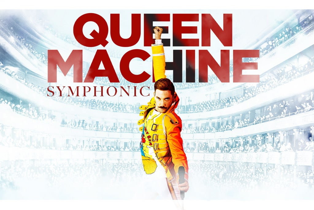 Queen Machine Symphonic featuring Kerry Ellis First Direct Arena Seating Plan