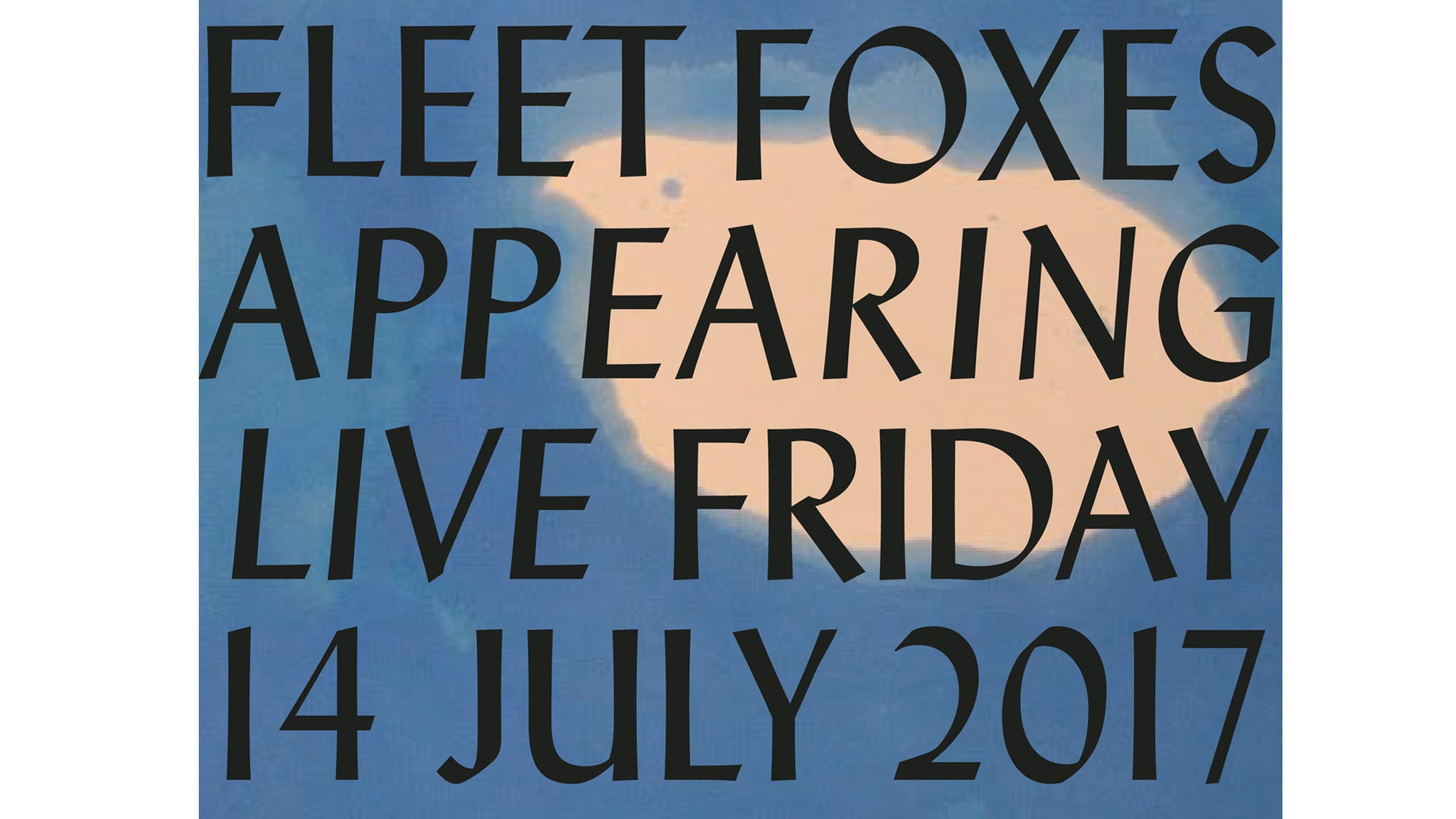 Fleet Foxes at Murat Theatre at Old National Centre