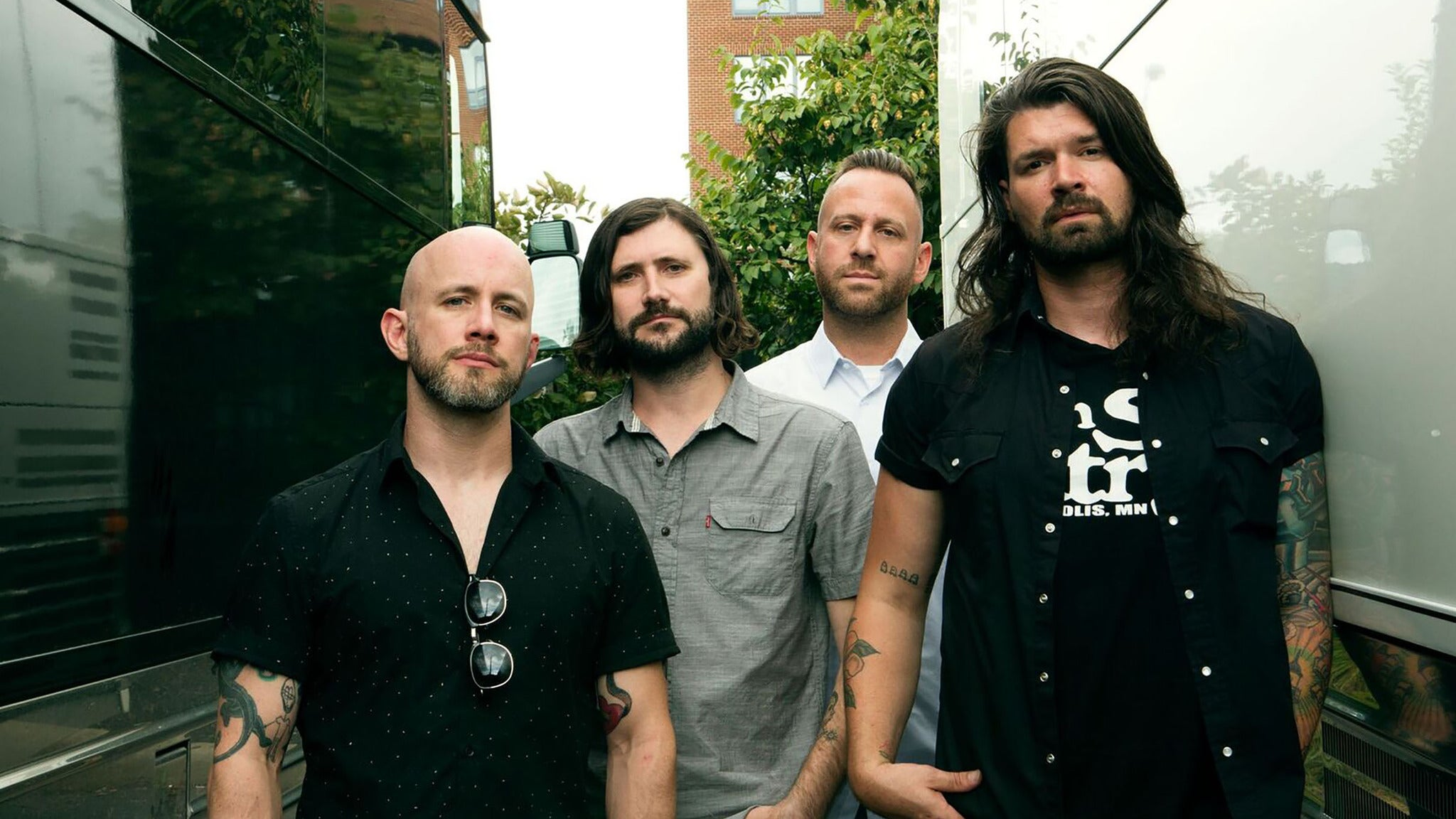 Taking Back Sunday at McMenamins Crystal Ballroom