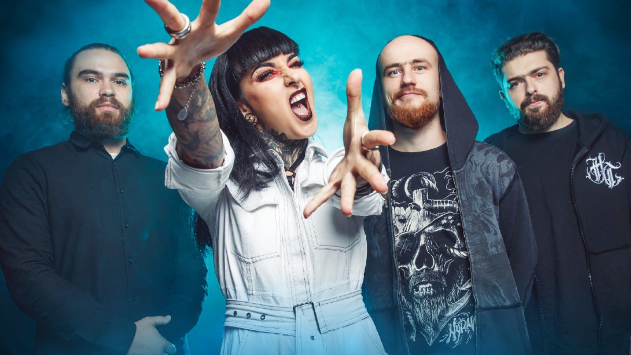 Jinjer at The Summit Music Hall