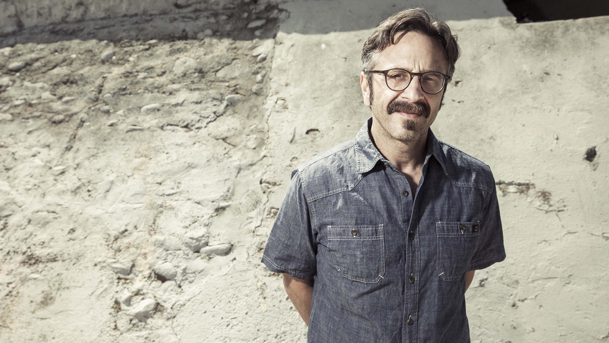 Marc Maron at College Street Music Hall