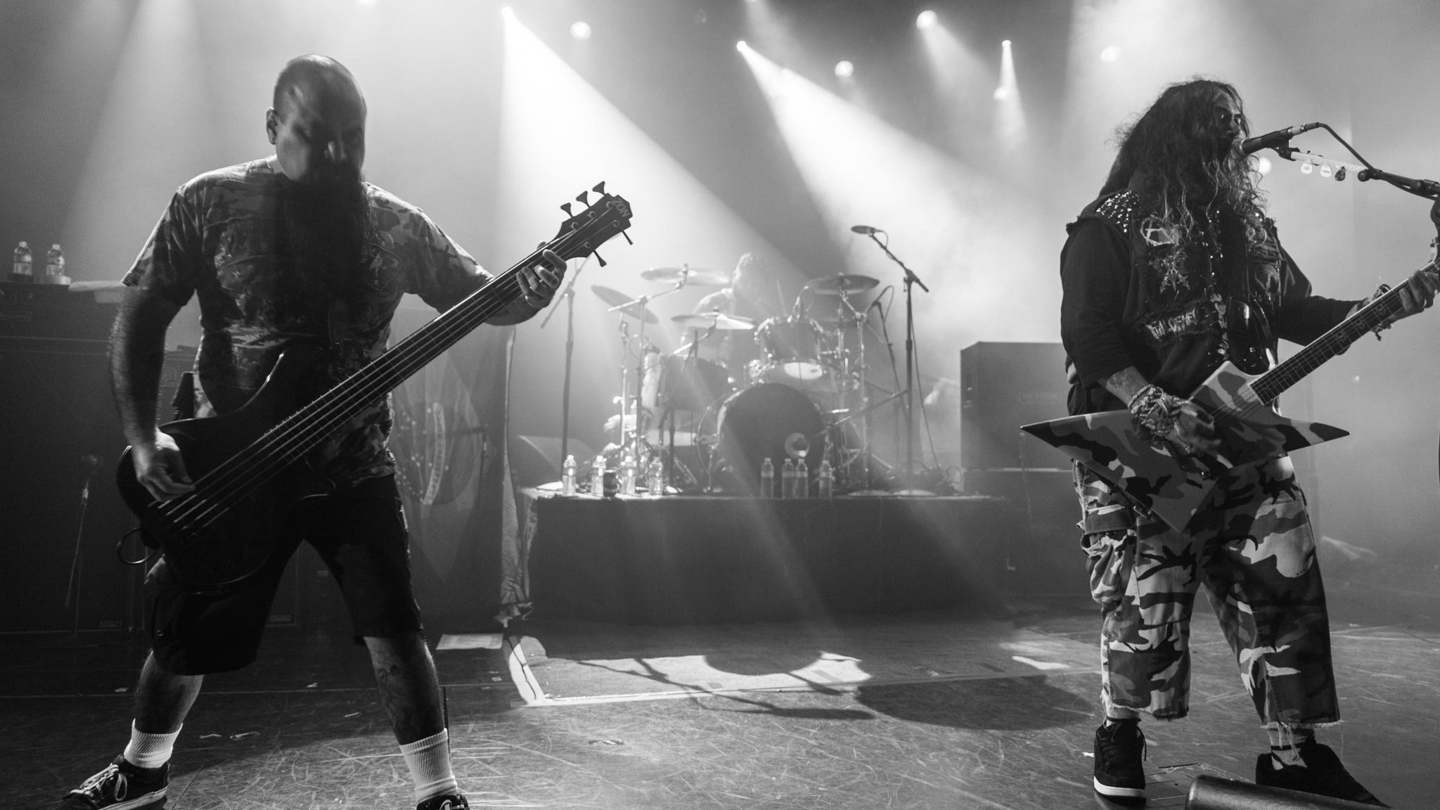 Soulfly / Nile at Diamond Pub Concert Hall
