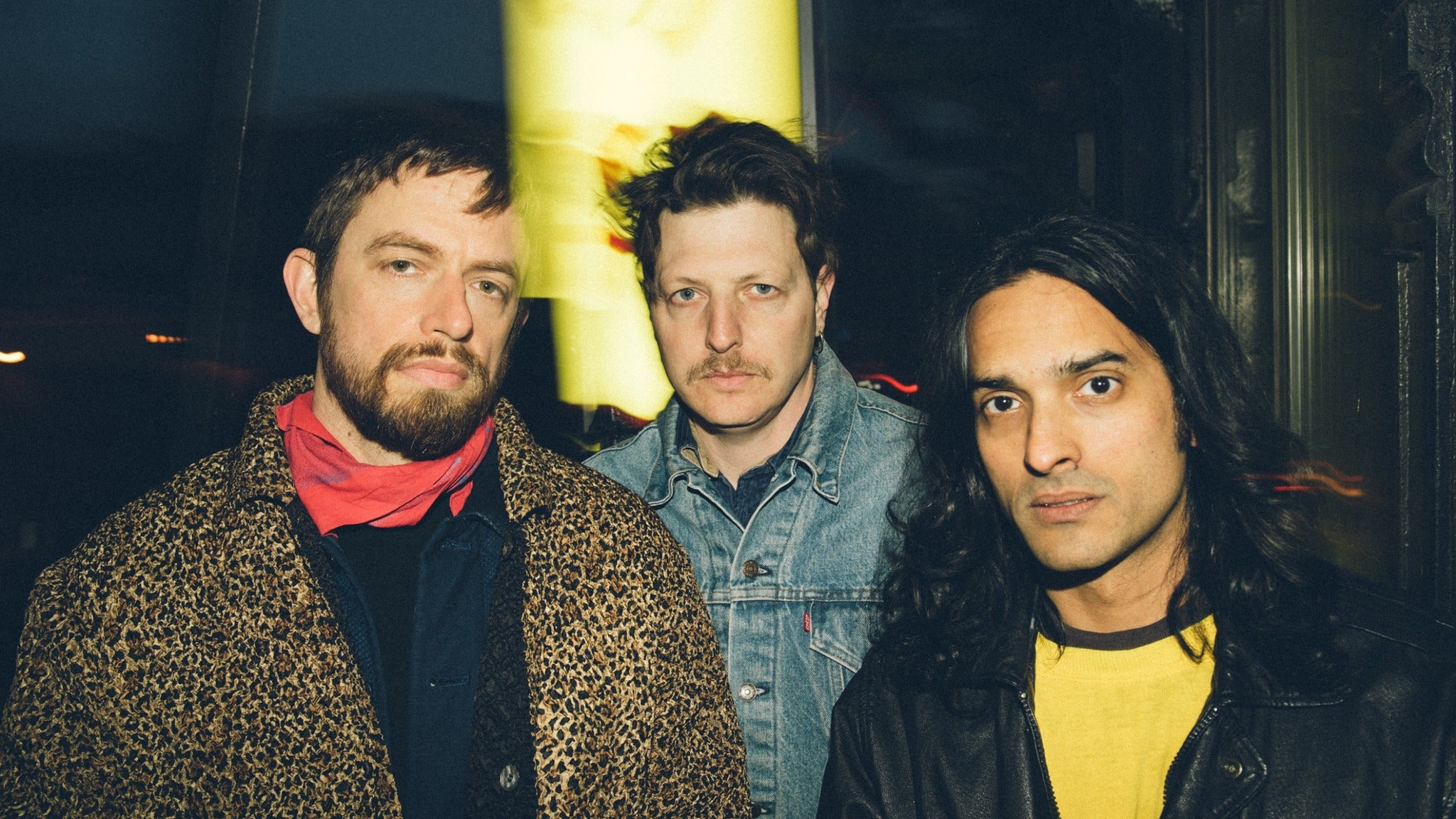 Yeasayer w/ Steady Holiday