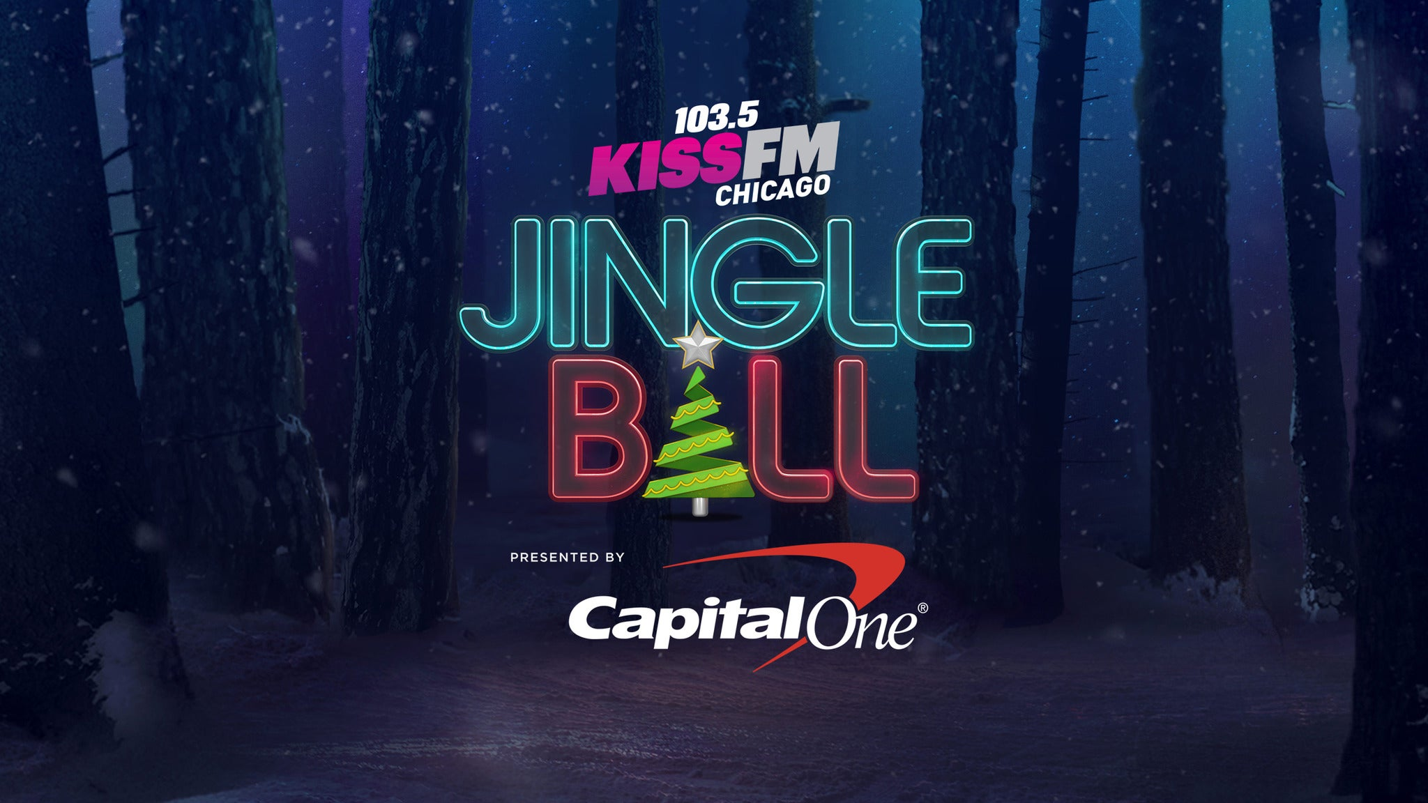 103.5 KISS FM's Jingle Ball Presented by Capital One
