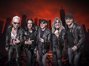 Scorpions with Queensryche