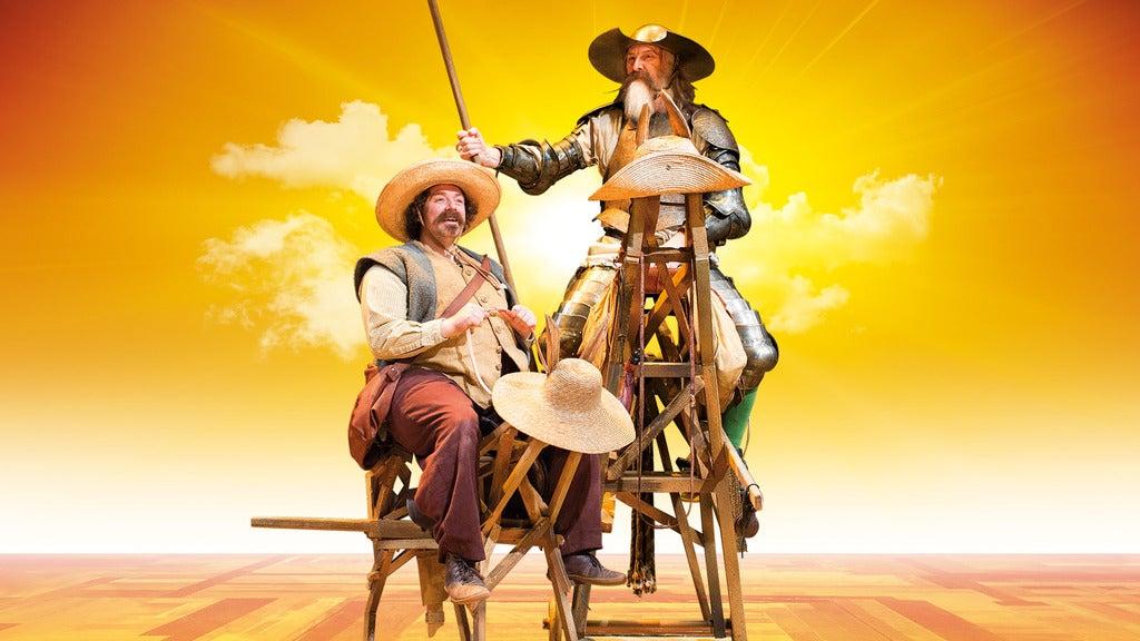 Hotels near Don Quixote Events
