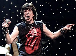 Mick Adams & The Stones: Tribute To The Rolling Stones