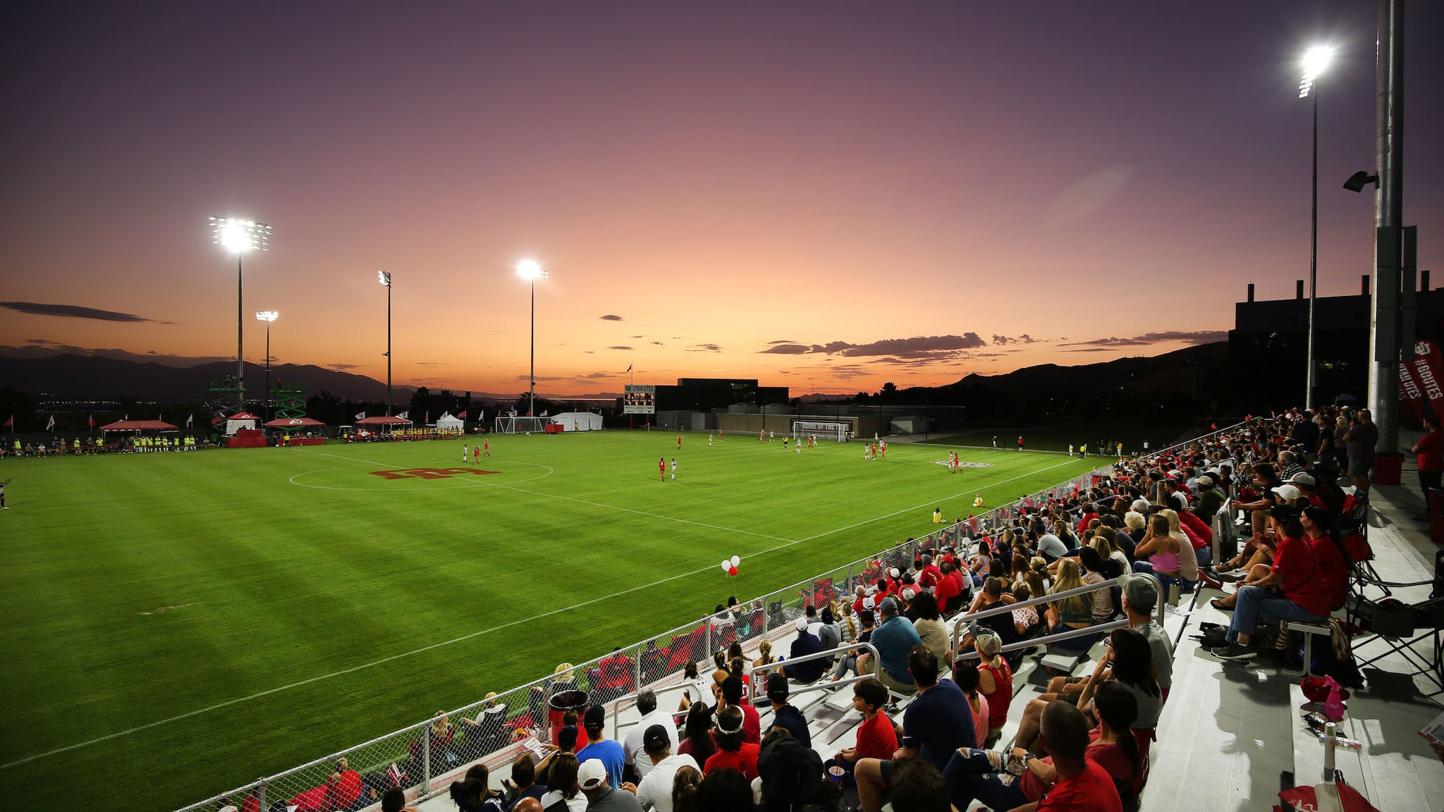 2020 Utah Women's Soccer Full Season Tickets at UTE Field