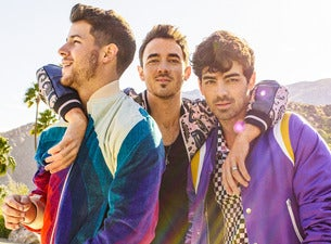Jonas Brothers - Happiness Begins Tour, 2020-02-20, Amsterdam