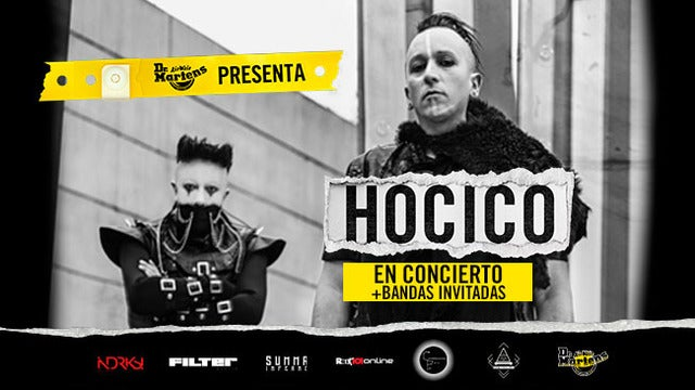 Hocico at Union Club - LA