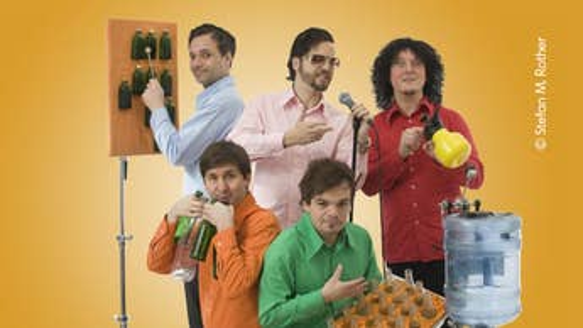 Das GlasBlasSing Quintett