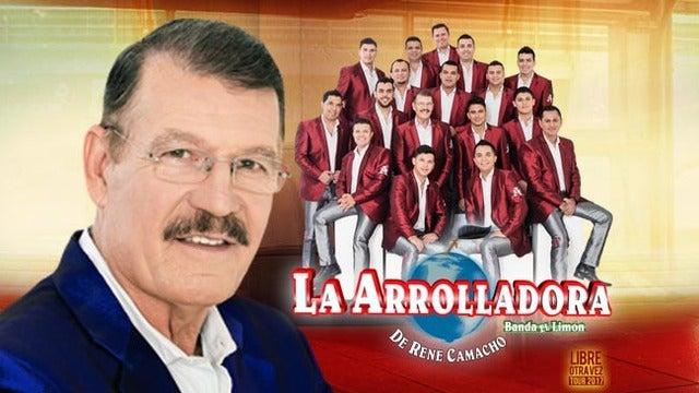 La Arrolladora Banda Limón at Aragon Ballroom