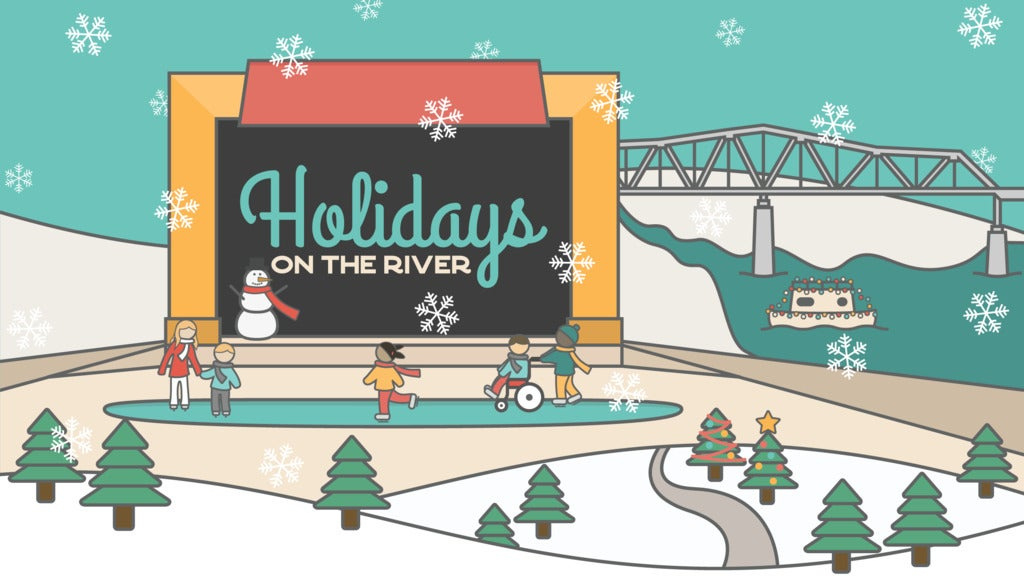 Hotels near Holidays on the River Events