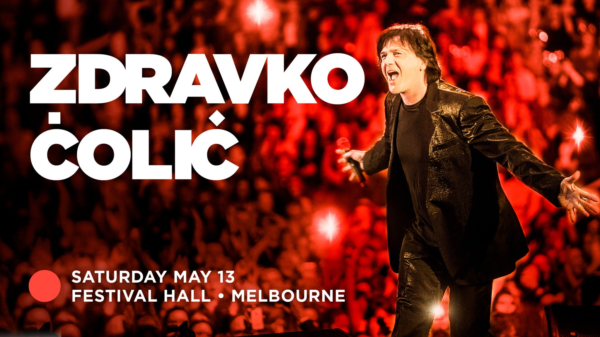 Pure Live Music Presents Zdravko Colic at The Pageant