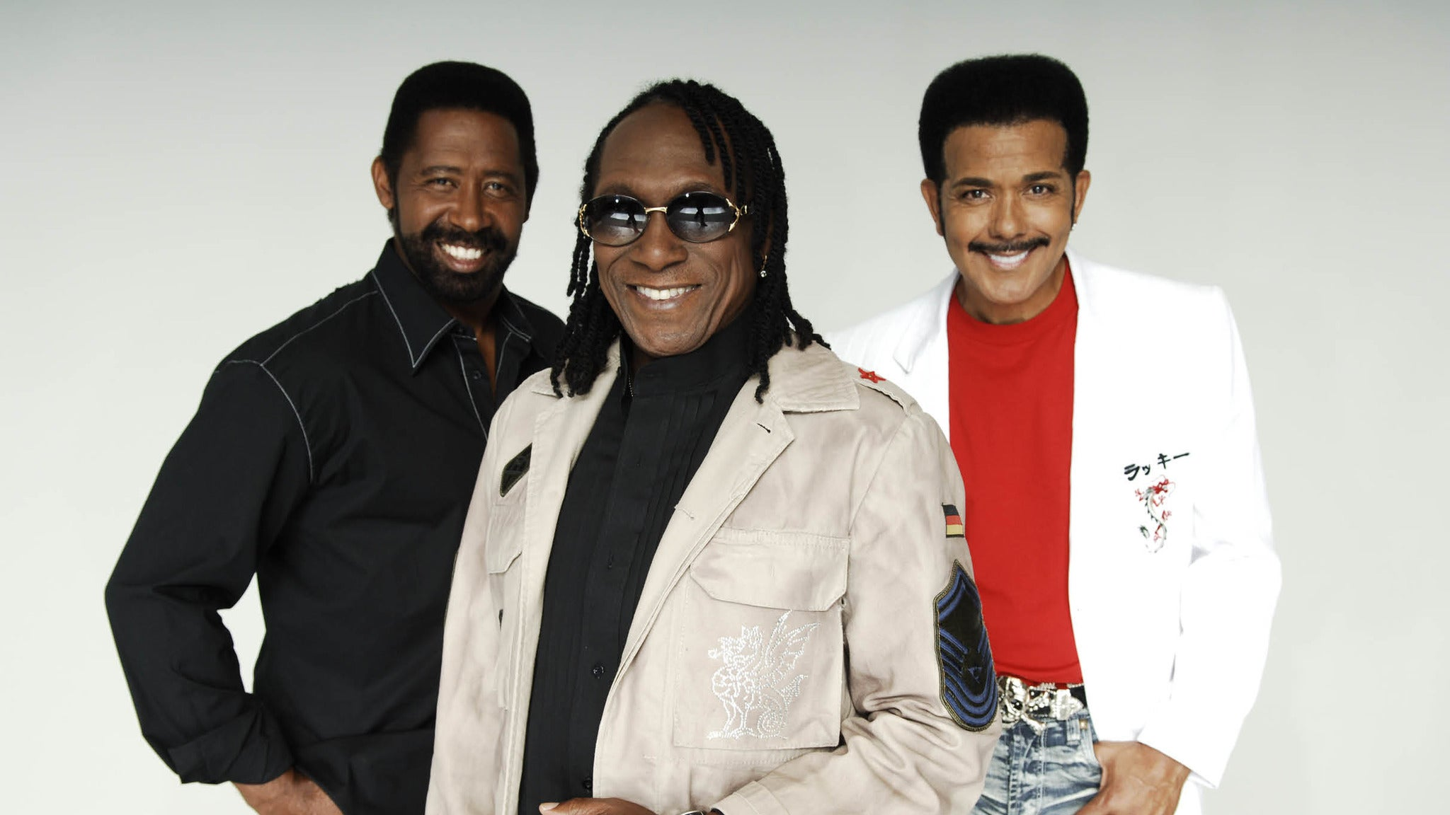 The Commodores at Borgata Casino Music Box