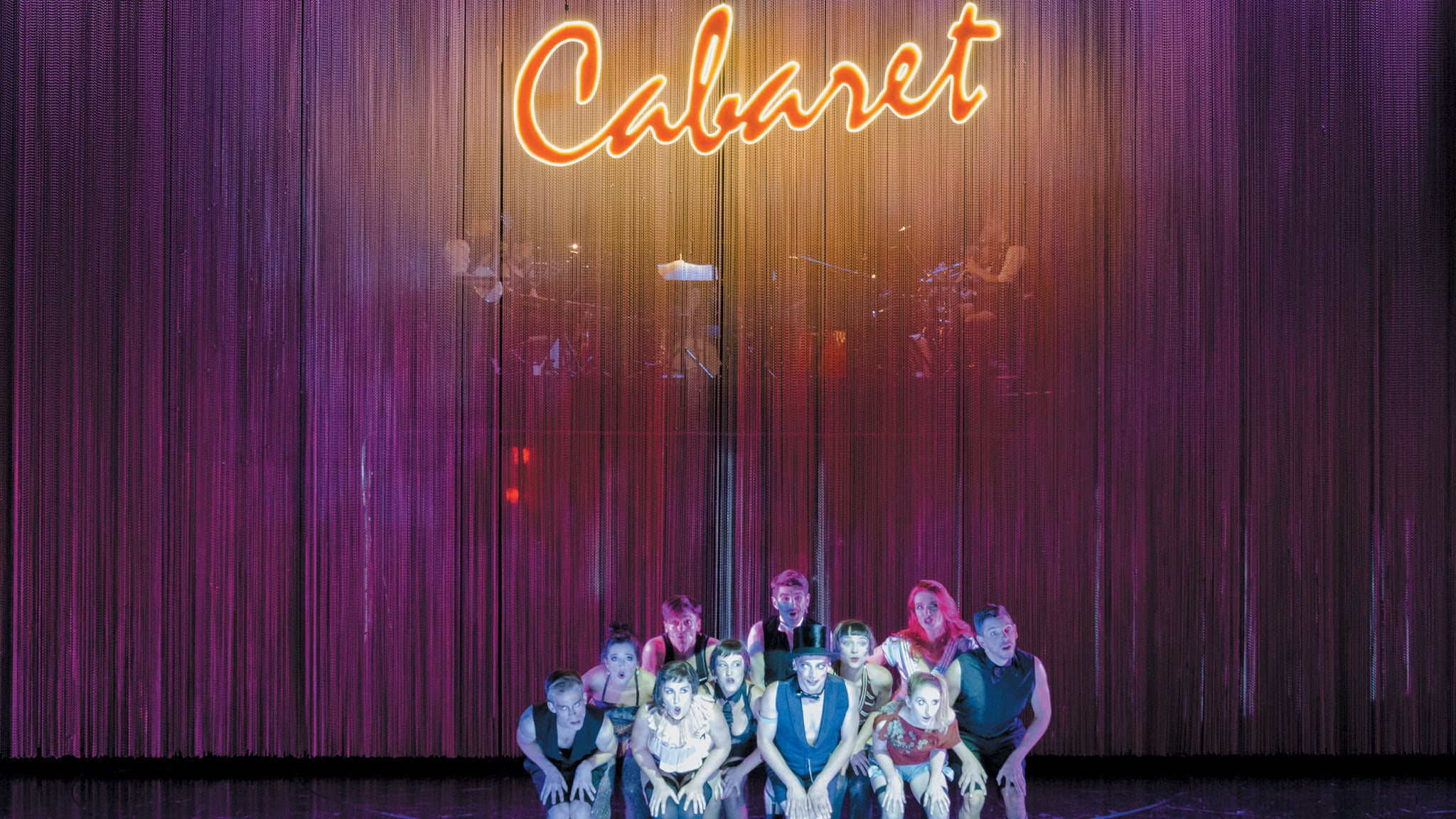 Cabaret at Lincoln Center-CO