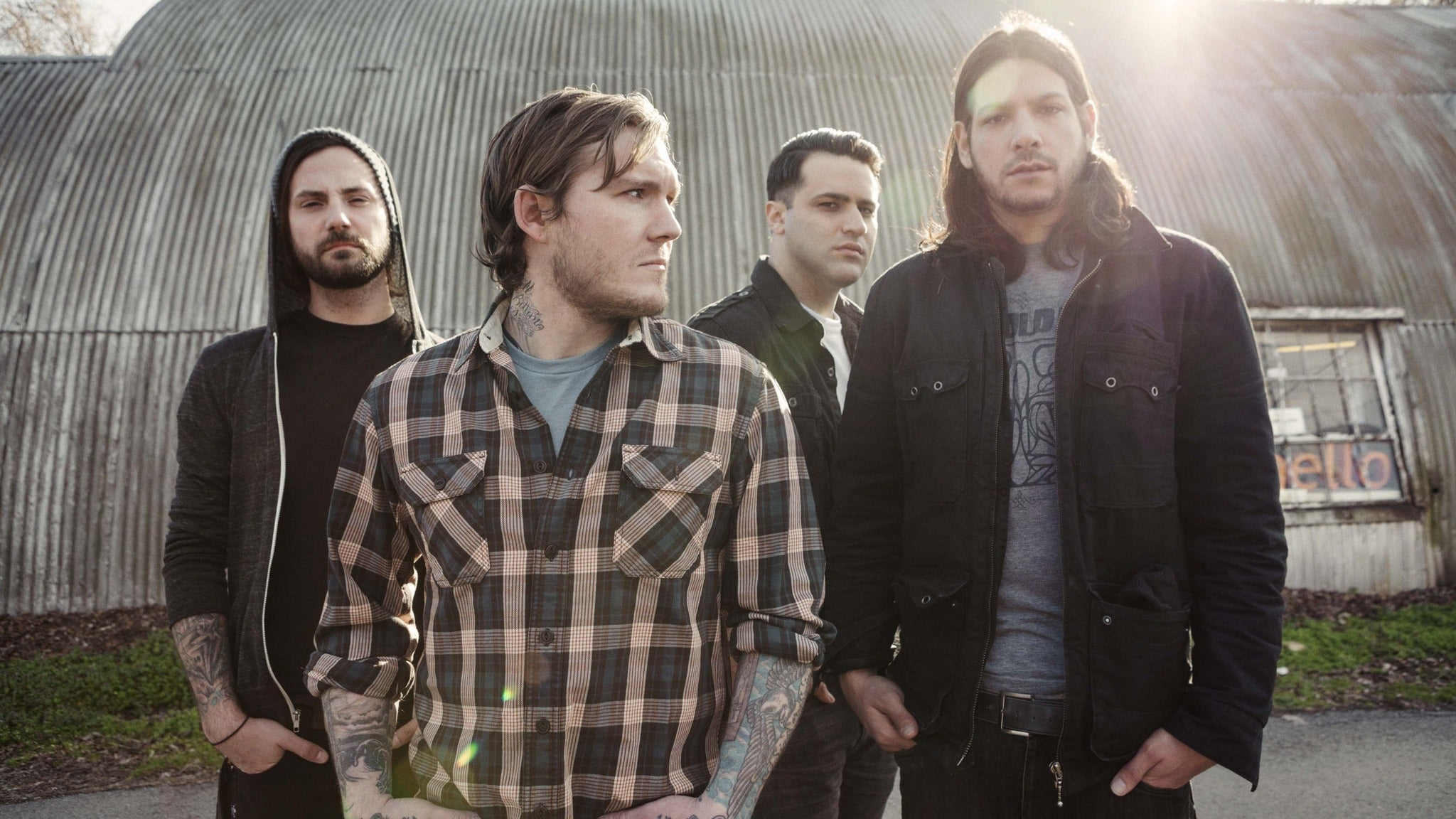 image for event The Gaslight Anthem, The Flatliners, and Matthew Ryan
