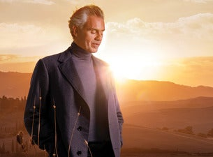Andrea Bocelli with the Colorado Symphony