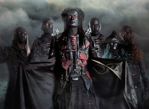 The Noise Presents: Cradle of Filth: Cryptoriana World Tour
