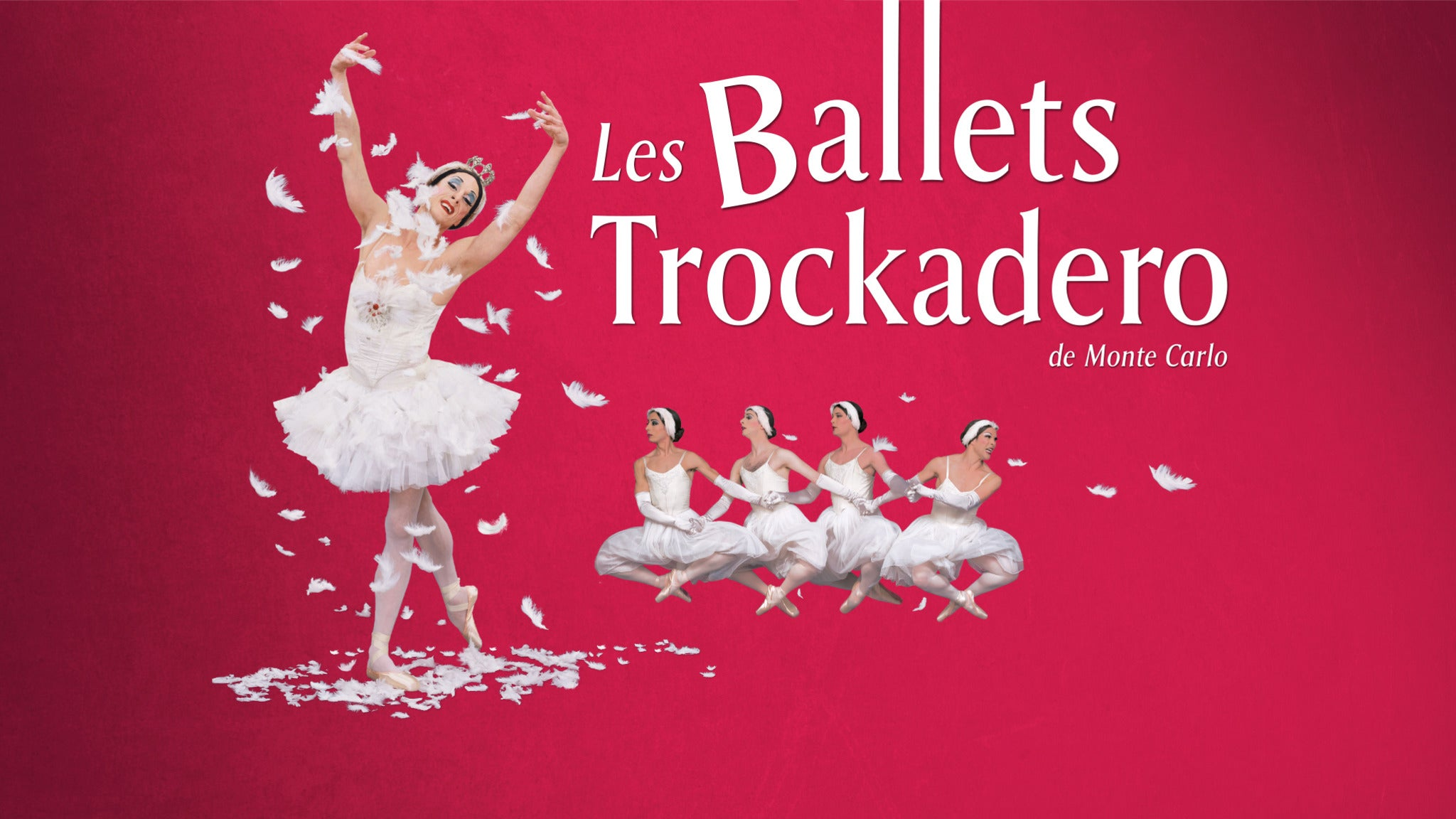 Les Ballets Trockadero De Monte Carlo at Merrill Auditorium