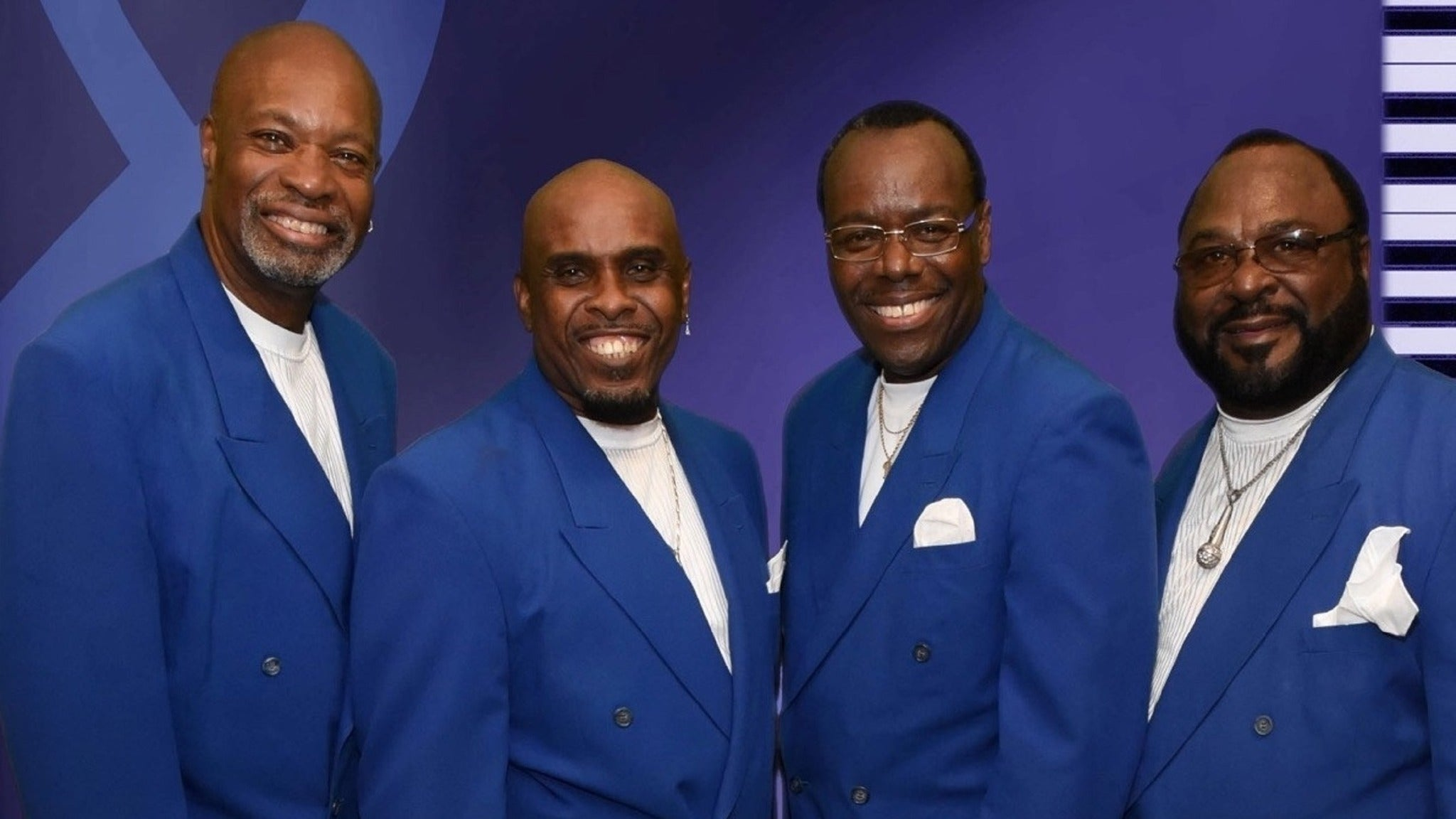Harold Melvin's Blue Notes at CityStage