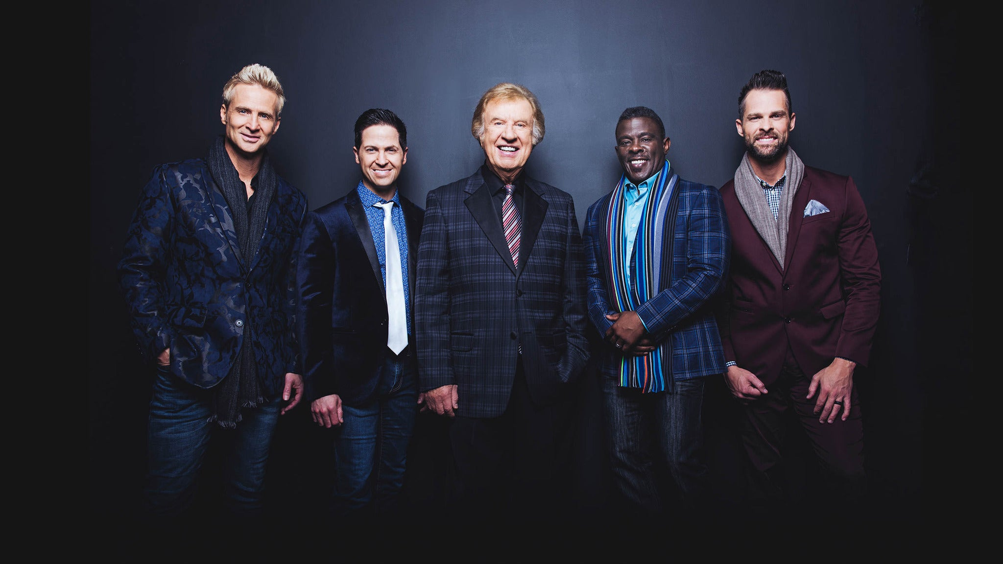 Gaither Vocal Band at Mill Town Music Hall
