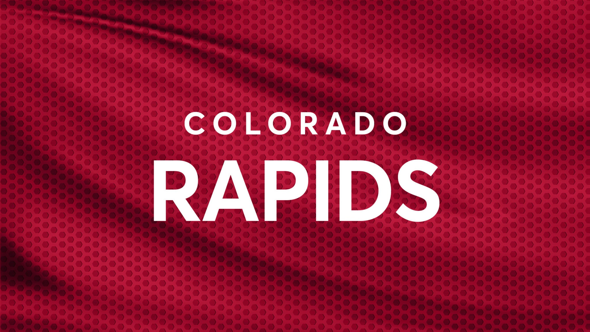 Colorado Rapids vs. New York Red Bulls - Commerce City, CO 80022