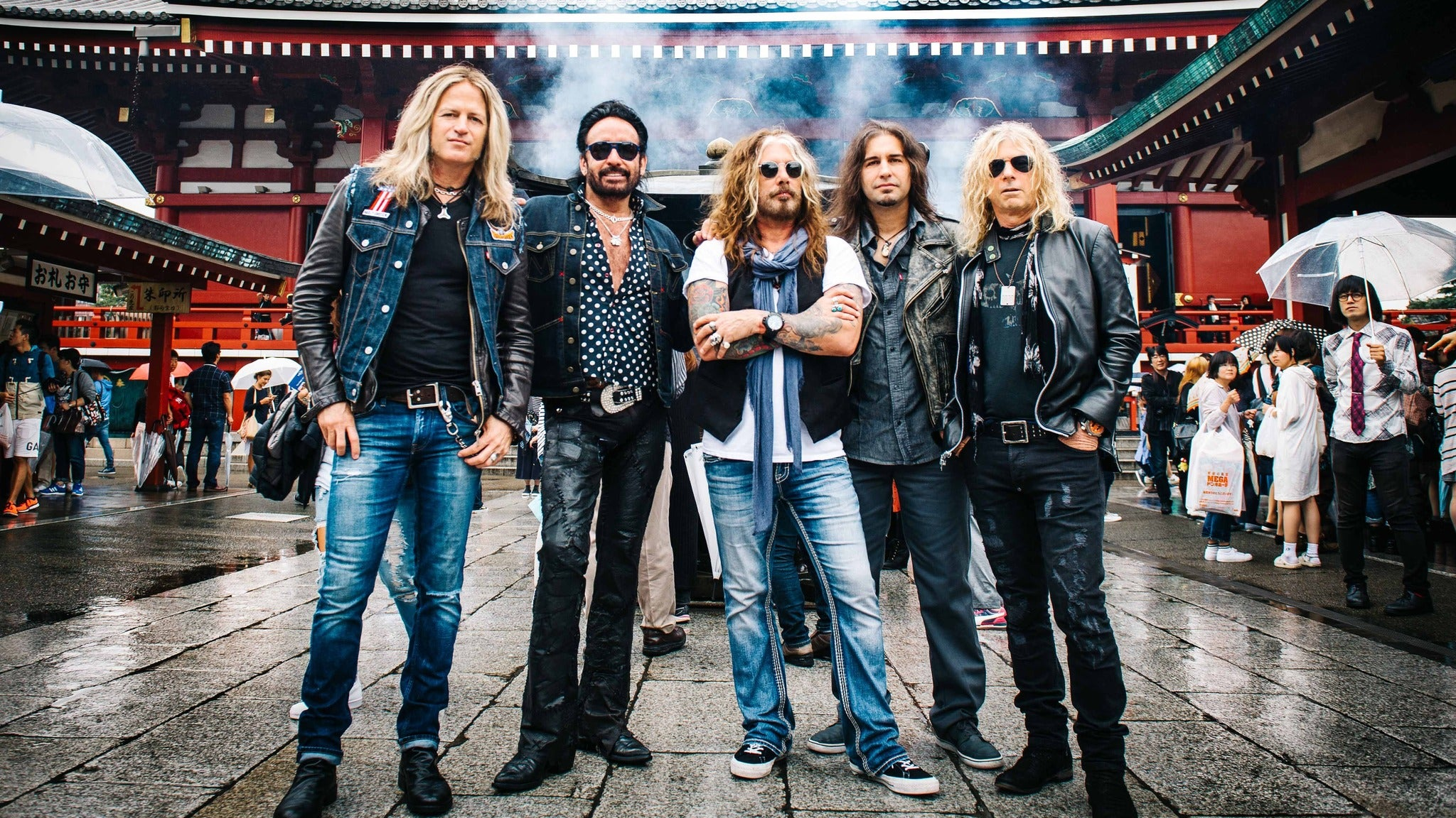 The Dead Daisies at The Masquerade