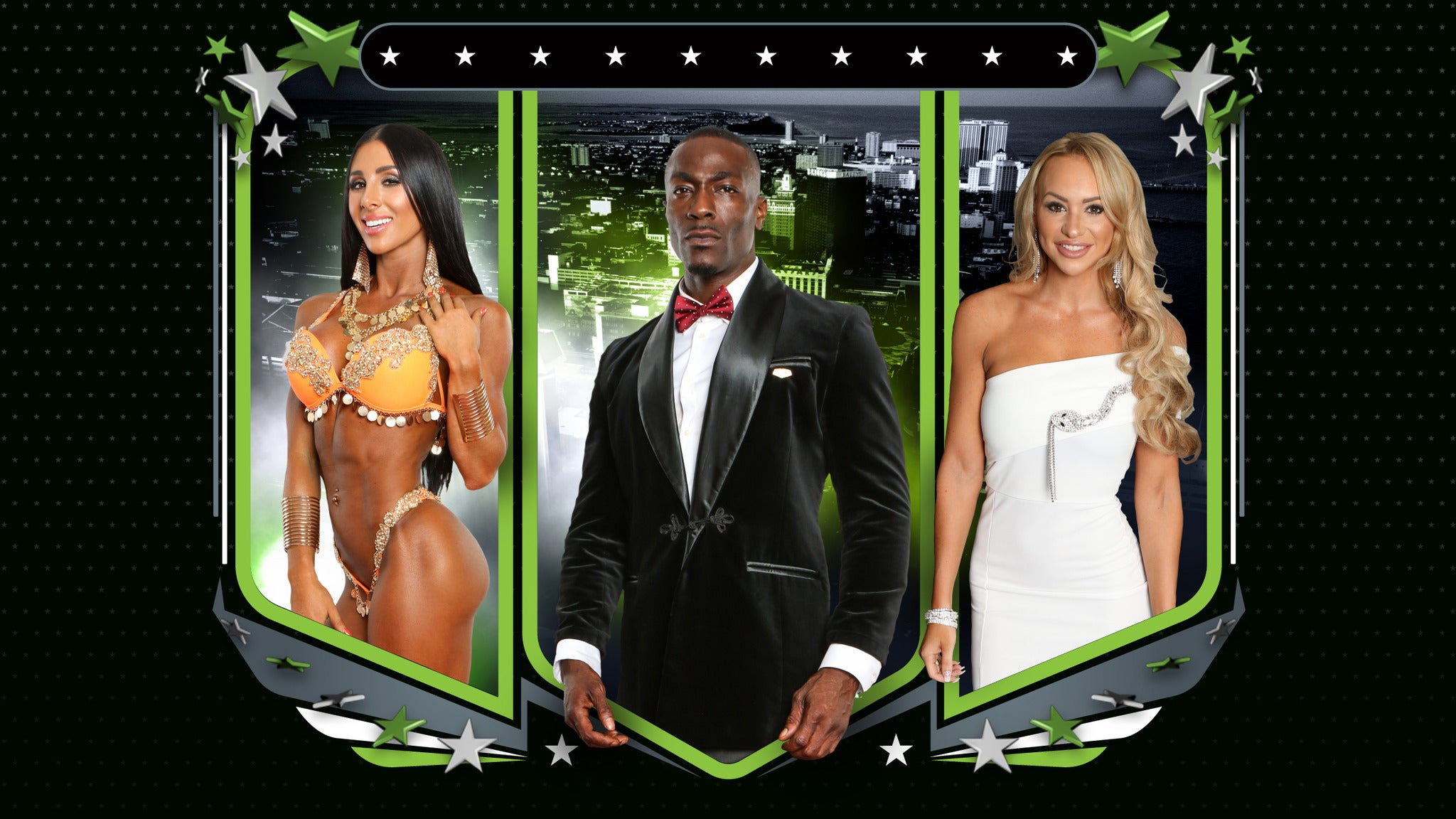 WBFF Atlantic City Fitness & Fashion Spectacular