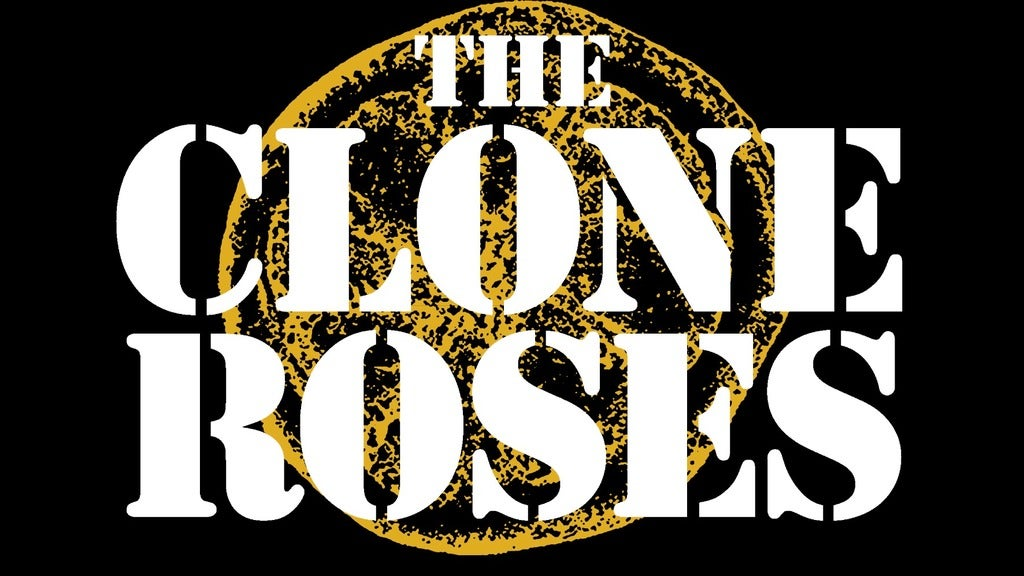 The Clone Roses + Oas-Is + DJ Clint Boon