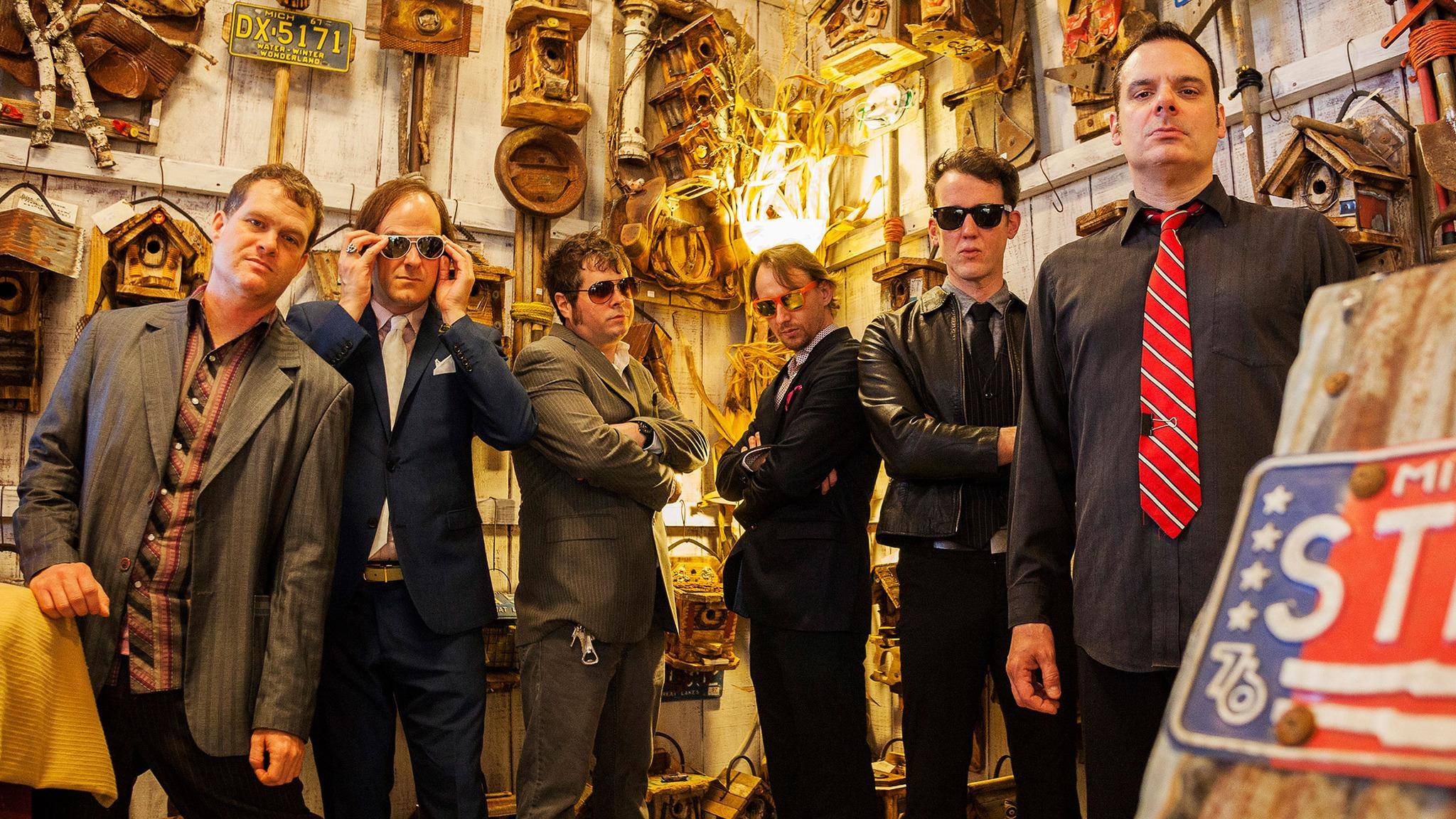 Electric Six at Deluxe at Old National Centre