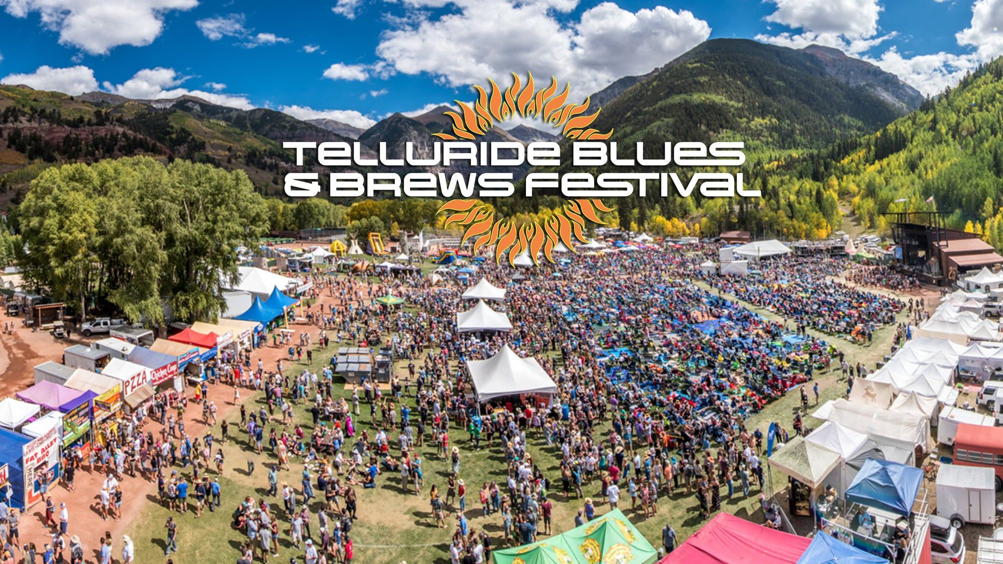 Telluride Blues & Brews Festival at Telluride Town Park