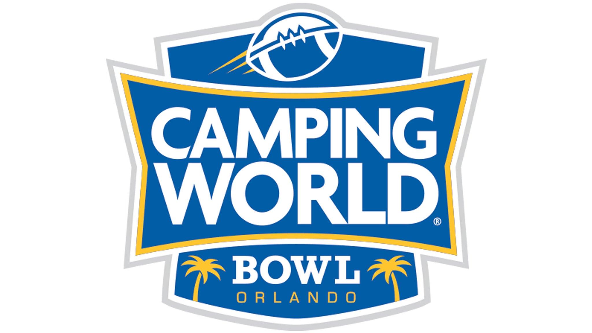 Camping World Bowl at Camping World Stadium