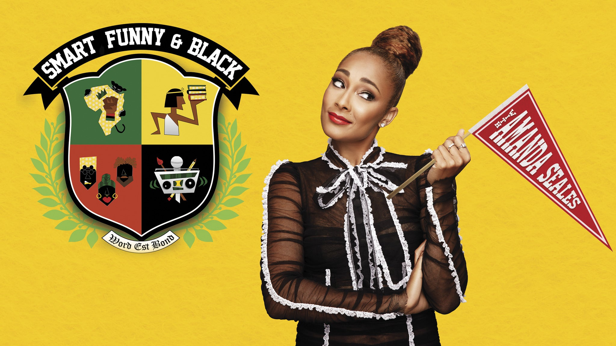 Smart, Funny & Black with Amanda Seales