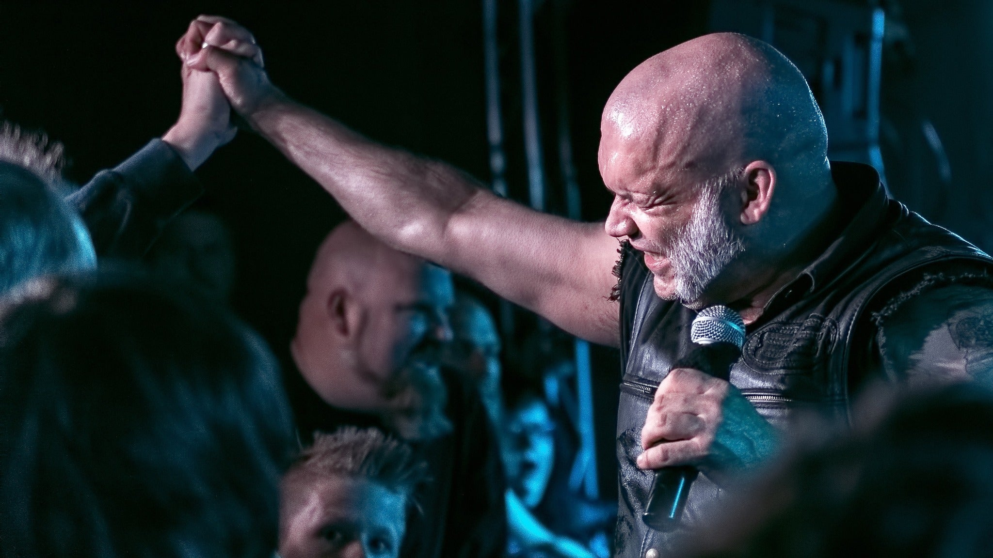 Blaze Bayley at Tailgaters Sports Bar & Grill