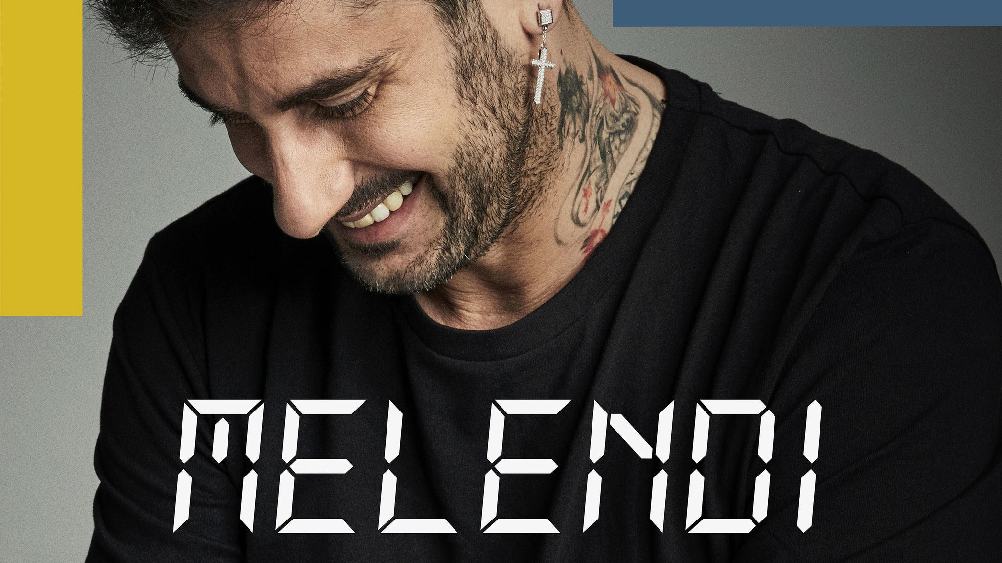 Melendi at Ritz Theatre