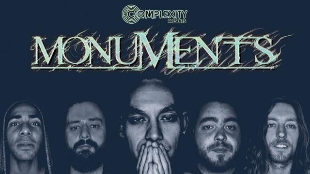 Monuments - 'The End Of Phronesis Tour'+ support