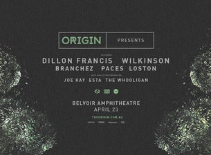 Origin with special guests at Brick by Brick