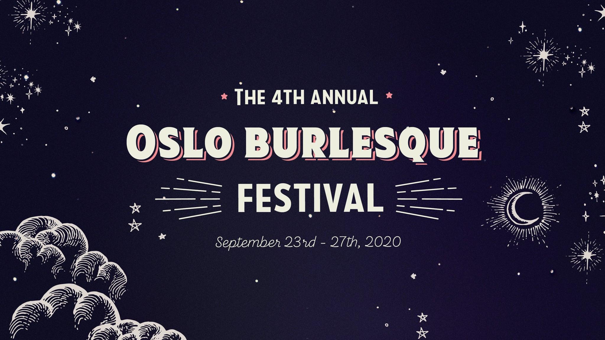 Oslo Burlesque Festival