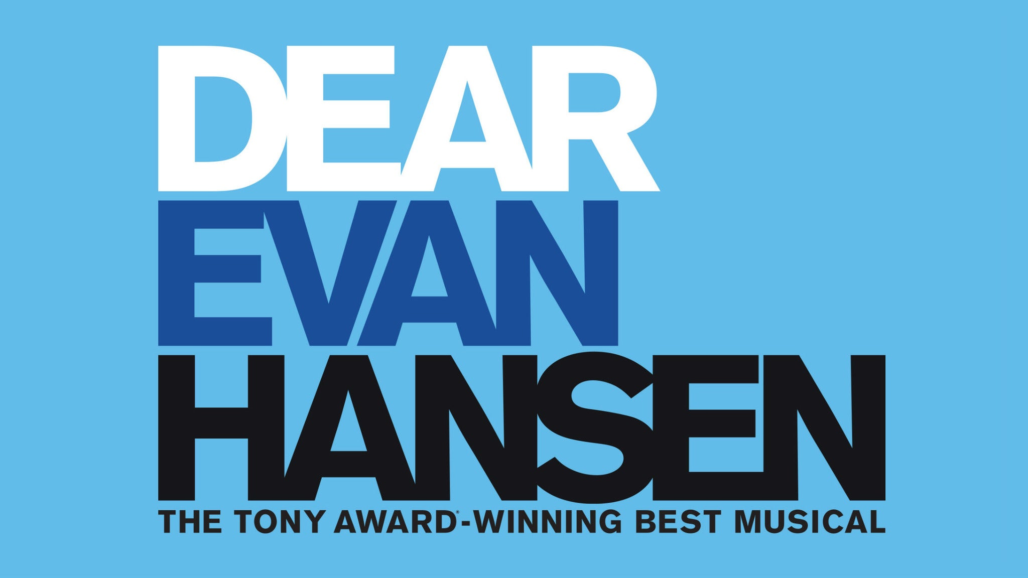 Dear Evan Hansen (Touring) at Music Hall Kansas City