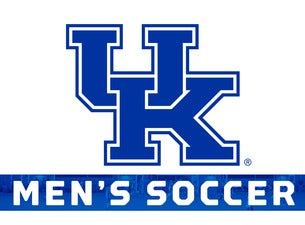 Kentucky Wildcats Men's Soccer vs. East Tennessee State Bucs Mens Soccer