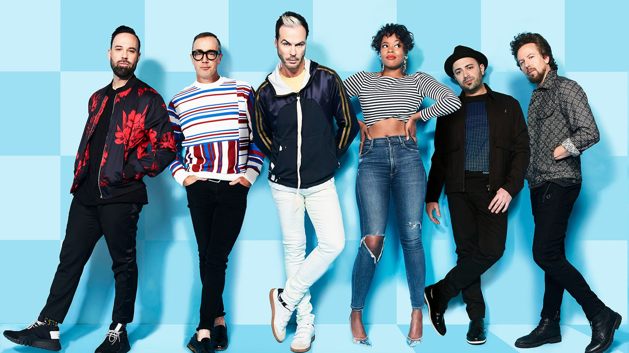 Fitz and The Tantrums at Vina Robles Amphitheatre