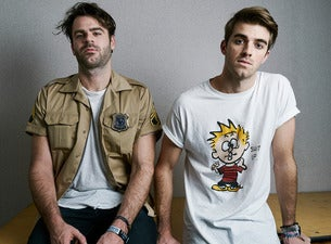 American Airlines and Mastercard Present The Chainsmokers