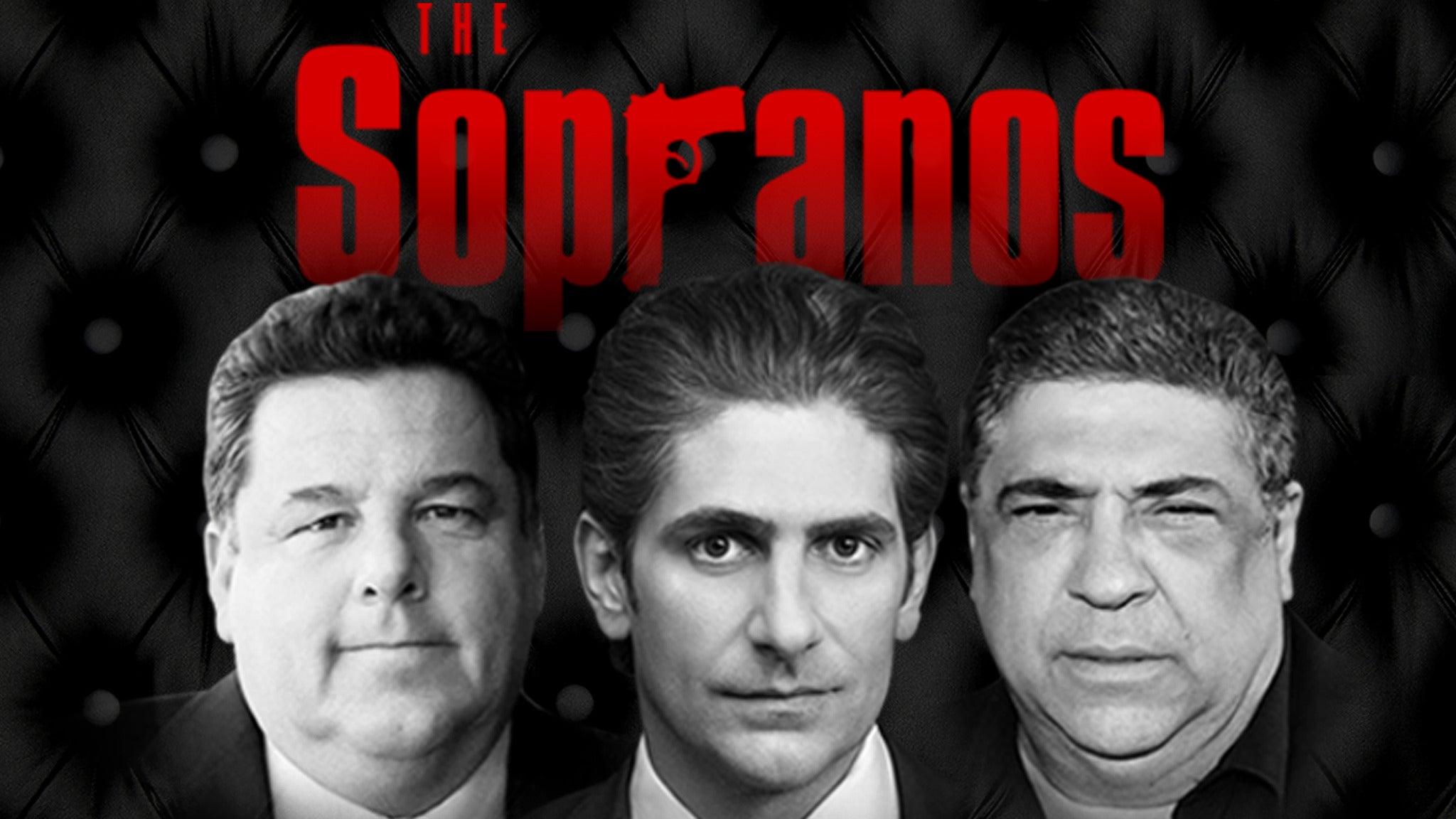 In Conversation with The Sopranos - Atlantic City, NJ 08401