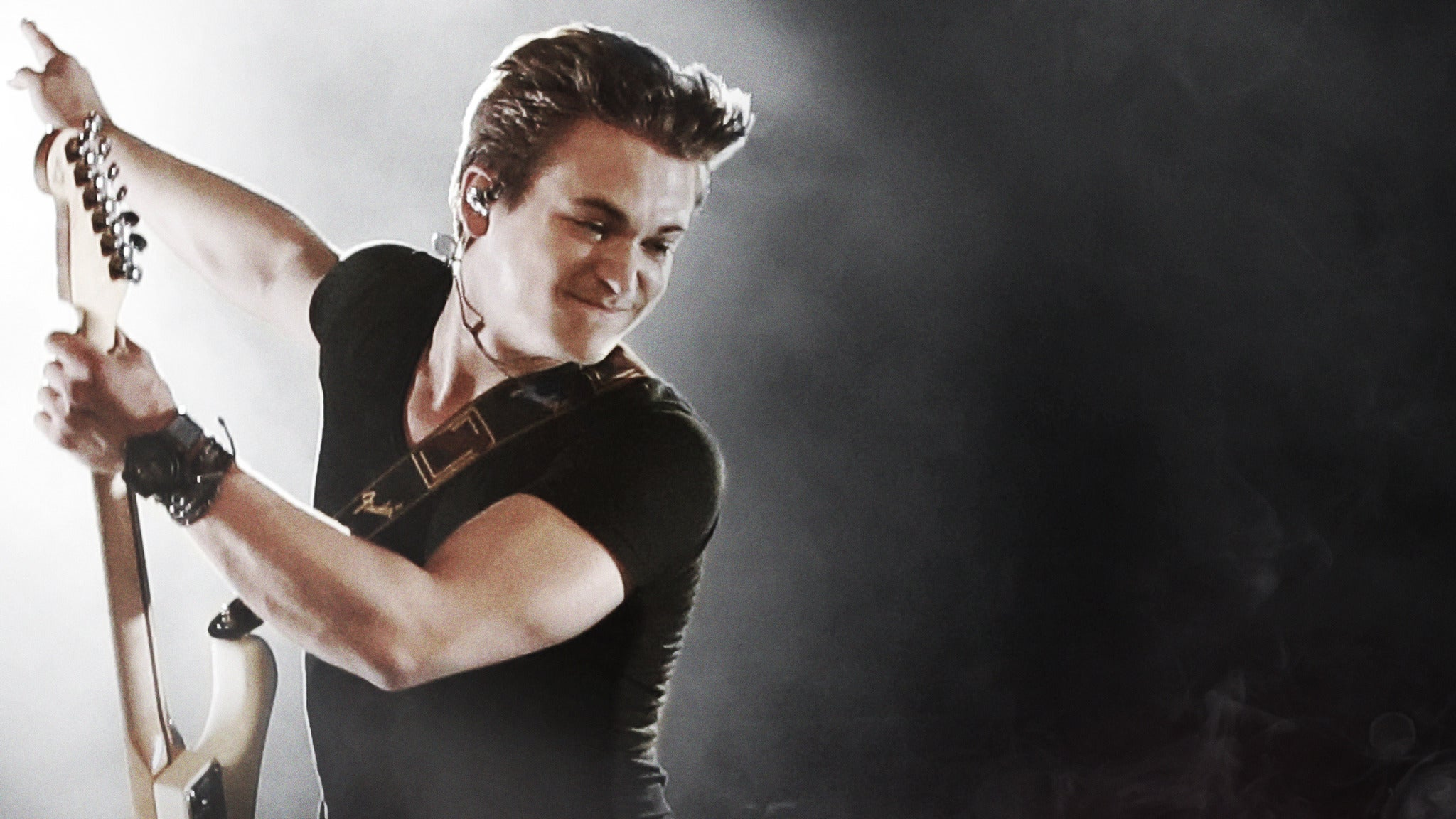 Hunter Hayes at Los Angeles County Fair
